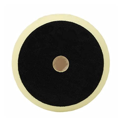 Story Coche Belleza Pulido Disco Encerado de Pulido Esponja Corrugado Pulido Esponja Pulido Rueda de Pulido (Color : Diameter 15cm)