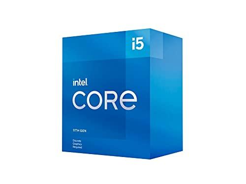 Intel Core i5-11500 procesador 2,7 GHz 12 MB Smart Cache Caja
