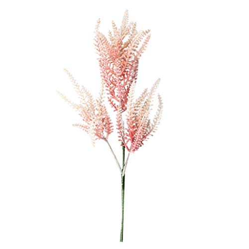 WOYAOFEI Perilla Neue künstliche Blume grüne Pflanze künstliche Blume, Künstliche gefälschte Plastikseide Perilla Pflanze Blumen Hausgarten Hochzeitsdekor Multi-Style und Multi-Color