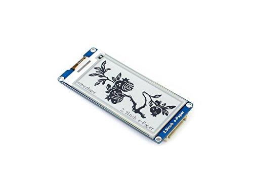 Waveshare 2.13 Inch e-Paper Display HAT 250x122 2.13インチ電子ペーパーディスプレイ Raspberry Pi 2B 3B Zero Zero W 用 [並行輸入品]