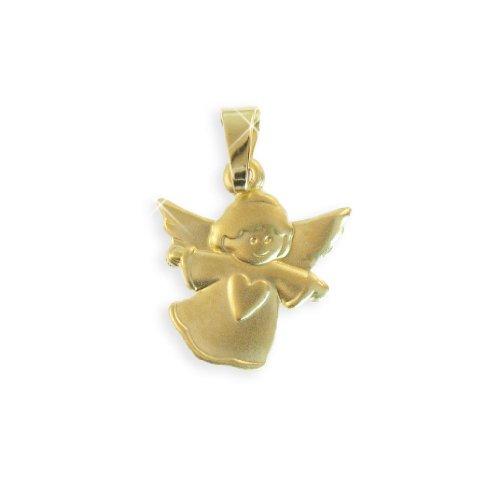 Schutzengel Christkind 14 Karat Gold 585 (Art. 213217) Gratis Express Gravur