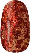 ラクカラージェル(88-キラメキレッド)8g今話題のラクジェル素早く仕上カラージェル抜群の発色とツヤ国産ポリッシュタイプオールインワンワンステップジェルネイルRAKUCOLORGEL#88