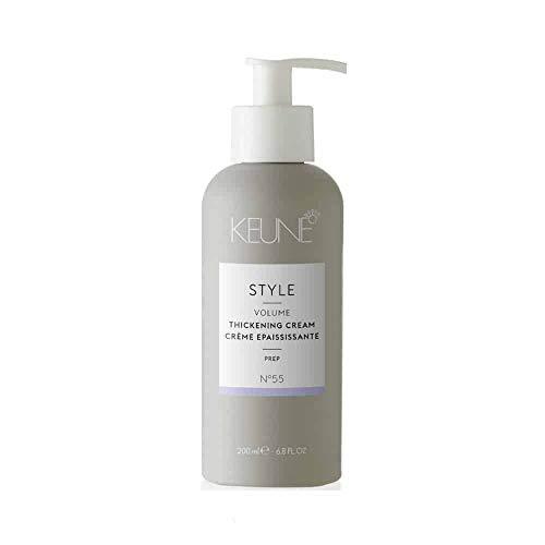 KEUNE Style Thickening Cream, 6.8 Fl Oz