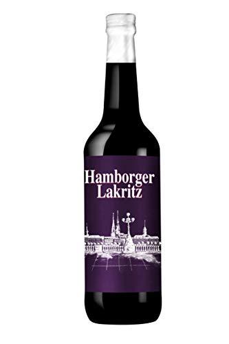Hamborger Lakritz-Likör (700ml) 16% Vol. Alk. Eine echte norddeutsche Spezialität