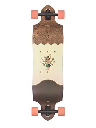 Globe Men's Geminon Micro-Drop aimez Skater Nous Vous proposons des planches Design au Rapport qualité Prix Incomparable, Coconut/Hula, 37