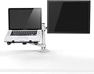 Rotatable Lap Desks Monitor Holder, Laptop Holder Stand Notebook and Within 25 Inch Display