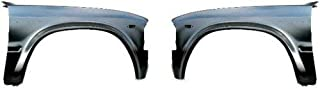 Front Fender Compatible with 1980-1983 Toyota Pickup Driver and Passenger Side