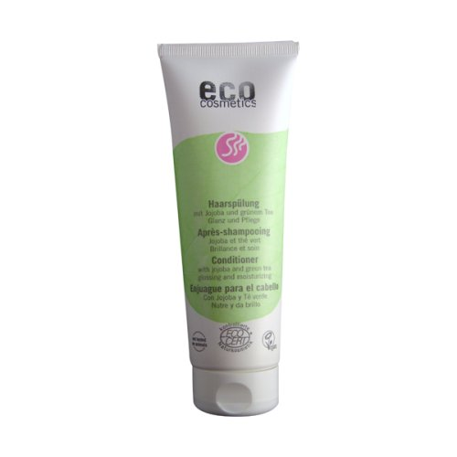 Après-shampooing Eco Cosmetics au Jojoba et thé Vert, 125 ml