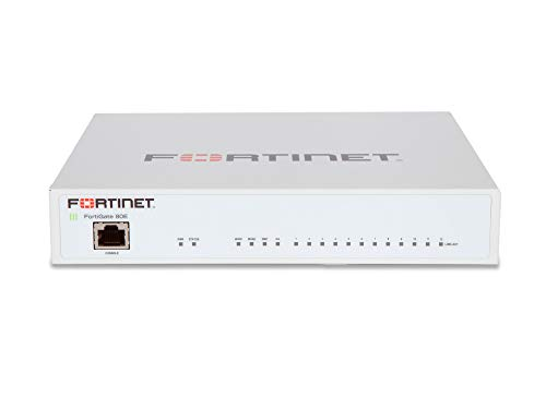 FORTINET FortiGate-80E Hardware Plus 3 Year Hardware Plus ASE FortiCare and FortiGuard 360 Protection FG-80E-BDL-988-36