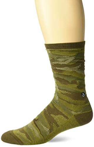 Neff Unisex-Erwachsene Daily Jacquard Legere Socken, Nu Camo, Einheitsgröße