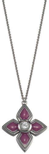 Esprit iocony-collana Bouquet Pink Sterling-Silber 925 ESNL91553D, Argento, cod. ESNL-91553.D.42