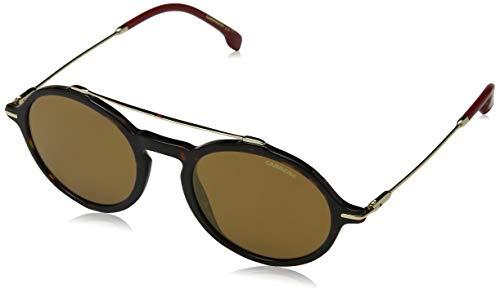 Carrera Unisex-Erwachsene 195/S Sonnenbrille, Mehrfarbig (Havan Red), 50