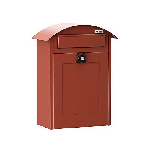Flexbox Briefkasten Albertina 9301 Rot