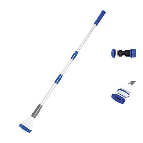 Bestway 58340 Balai aspirateur électrique Aquascan à piles pour spa et piscine jusqu'à 2 m de diamètre