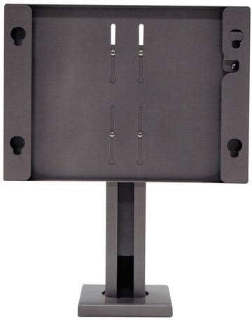Chief MTSAVB - Secure, Medium Bolt-Down Table Stand, Black