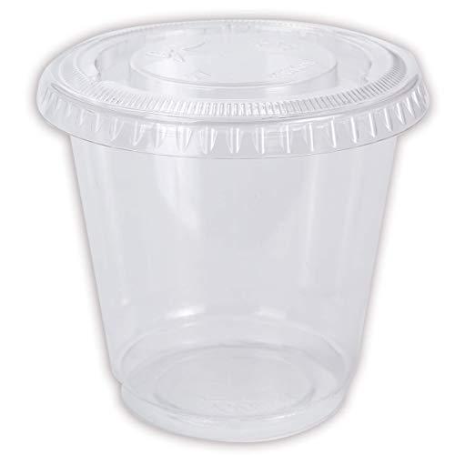 La Mejor Selección de Vasos para gelatina los 5 más buscados. 1