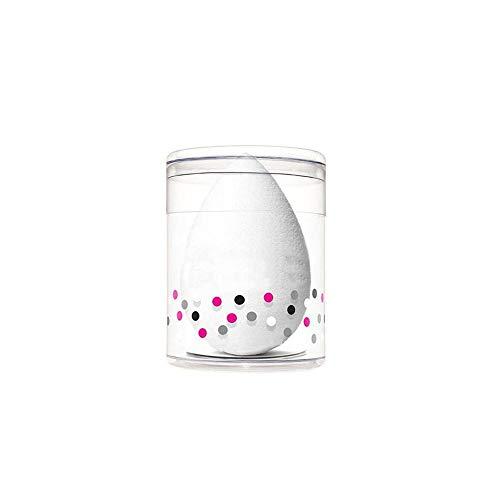 1pc Maquillage Éponge Egg cosmétiques Fondation Correcteur BB crème en poudre Les femmes font Blending Blender éponge outils Accessoires,white