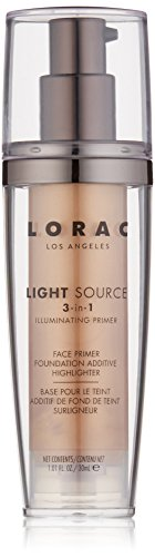 LORAC Light Source Illimunating 3 in 1 Primer, Dusk, 1.01 fl. oz.