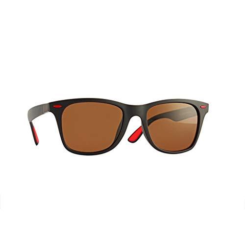 SFE - Gafas de sol polarizadas clásicas para hombre, estilo retro, clásicas, modernas, elegantes