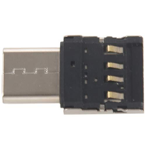 Vasko USB-C a USB 2.0 OTG Adaptador para Samsung Galaxy S8 Plus 5T Pro Type C OTG Convertidor