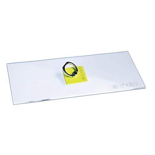 Colortrak Ambassador Collection Board With Ring Clear