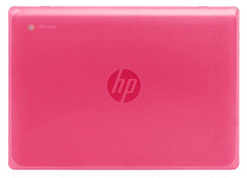 mCover Hard Shell Case for New 2020 11.6' HP Chromebook 11 G8 EE laptops (Pink)