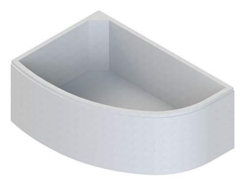 Illbruck Poresta Wannenträger für Bette Pool III Badewanne 6056, 160x113cm, Links