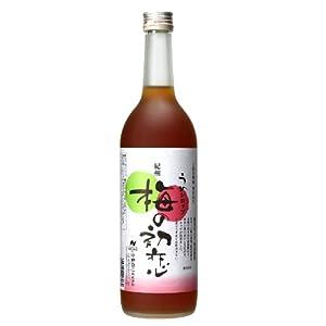 梅シロップ 「梅の初恋」 720ml