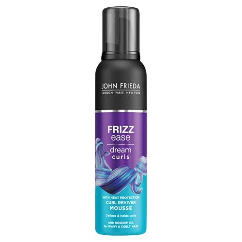 John Frieda Frizz-Ease Mousse Coiffante Boucles...