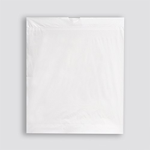 Review White Plastic Multi-Purpose Bags with Poly Drawtape Handle (Case of 1,000)