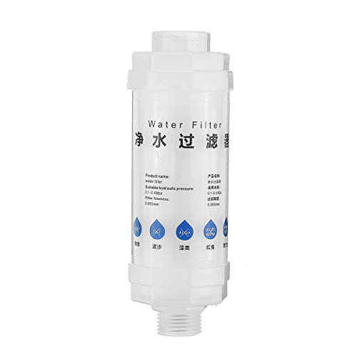 Why Should You Buy Strong Durable 5-Level Shower Bath Water Purifier Water Filter Clean