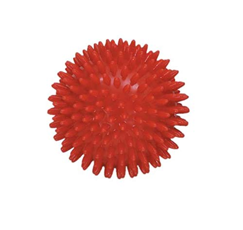 Performance Health Massage Balls, Red 9cm, Therapy Device for Hand Pain & Blood Circulation, Soft Massage Tool for Tension Relief, Sore Muscles & Aching Joints (Eligible for VAT relief in the UK)