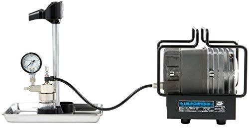 GSIクレオス Mr.リニアコンプレッサー L7/圧力計付レギュレーターセット PS307