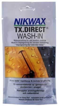 Nikwax - Nikwax TX Direct - Imperméabilisant -Transparent - Taille: 100 ml
