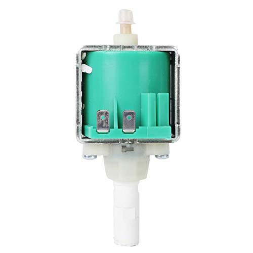 EVTSCAN Kaffeemaschine Elektromagnetische Pumpen, Kaffeemaschine Wasserpumpe Gerät Elektromagnetische Pumpen EU-Stecker (230V EAP5)