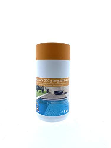 Steinbach VertriebgmbH Quattrotabs Komplette Schwimmbadwasserpflege für die Dauerdesinfektion / 200 g Tabletten/ca. 30 m³
