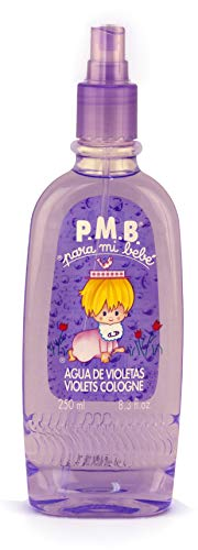PMB Para Mi Bebé Colonia Agua de Violetas Spray 250ml