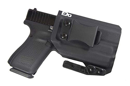 FDO Industries IWB Kydex Holster Compatible with Glock 19 23...