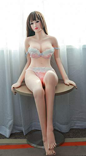165°cm Real Life Size Waterproof Torso 3D Realistic - ëx TPE Silikon Entity Solide Ganzkörperlippe Love DŸlls Erwachsene Mästürbät¶r für Männer BSTF035
