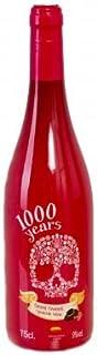Vino blanco semidulce 1000 years, elaborado con Moscatel de Alejandria 100%. Envío GRATIS 24h. (pack 6 unidades)