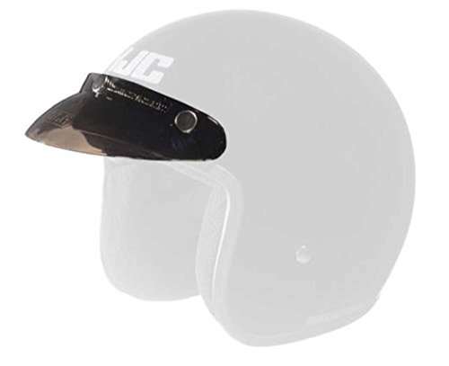 HJC Visor FG-C Cruiser Motorcycle Helmet Accessories - Color: Smoke