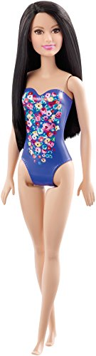 Barbie - Muñeca, Raquelle con ropa de playa (Mattel DGT80) , color/modelo...