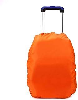 Backpack 35 Liter Rain Cover for Bags(Blue) (Color : Orange)