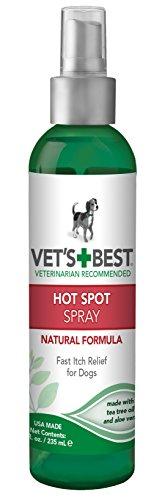 Vet's Best Dog Hot Spot Itch Relief Spray |...
