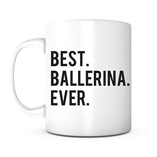 Not Applicable Beste Ballerina Ever-Ballerina Geschenke, Ballerina Geburtstagsgeschenk, Geschenke für Ballerinas, Geschenke für Tänzer, Bestes Tänzergeschenk, Bestes Ballerina Ever Geschenk, B