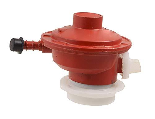 V Metal Arts Aluminium ISI Certified Gas Adapter Regulator (Red)...