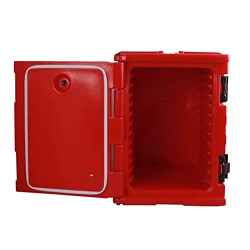 NC 90L Nourriture Voiture Nourriture boîte à emporter boîte à emporter Commerciale Restauration Rapide Cantine Restauration réfrigérateur boîte Conservation de la Chaleur LKWK