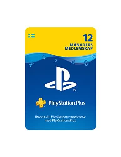 SCEE PSN Plus Card 12m Abbonamento SE (PS3/PS4/PS5/Vita)