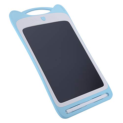 OKAT Tableta Gráfica, Tablero De Escritura LCD De 9 Pulgadas para Dibujar A Mano para Listas De Compras Recordatorios De Citas, Notas Breves(Azul)