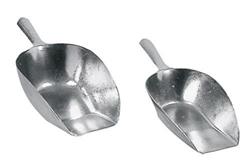 KERBL Pelle Doseuse en Aluminium pour Cheval 1600 g